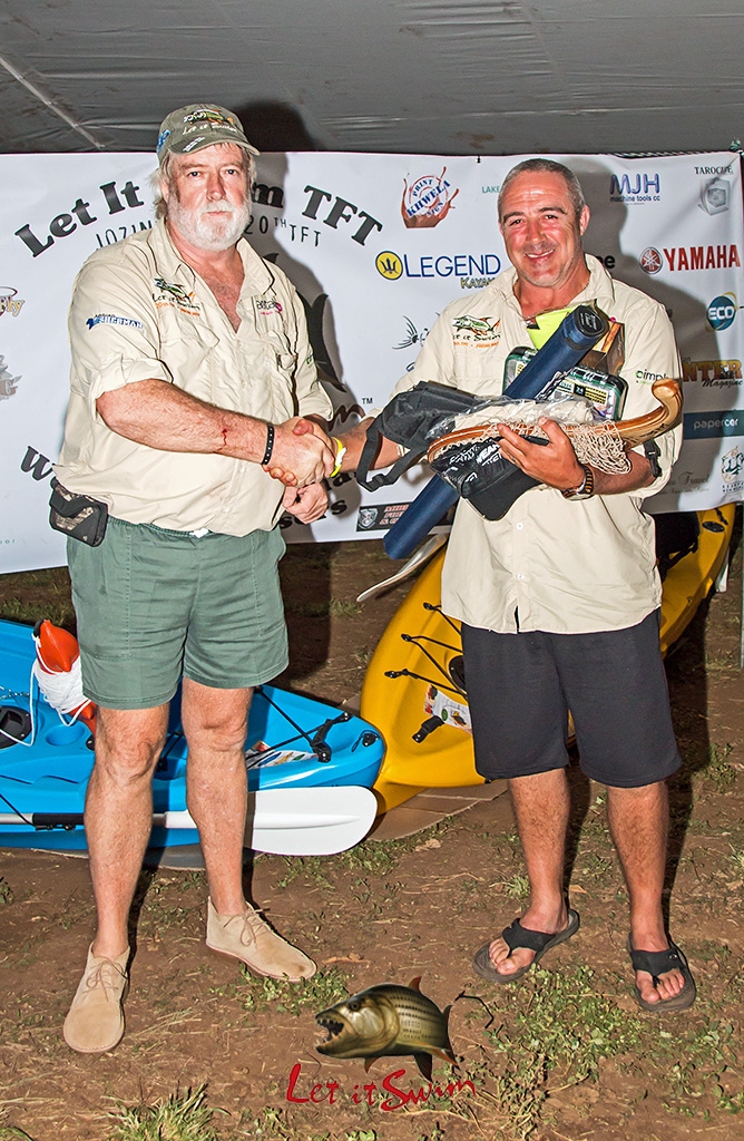 21. 3rd Prize Raffle - Marco DU PLESSIS
