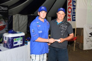 Z12 - Prizegiving Lucky Draw - Alistair Mculloch