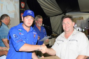 Z14 - Prizegiving Lucky Draw - Mark Woods
