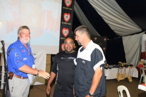 Z15 - Most Fish over 500mm - Team - Mitsubishi Motors Umhlanga - Riyadh and Mark