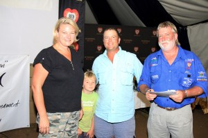 Z32 - 2nd Place - Tony McGaw with Lindy Blevin and Chris Digges - 630mm