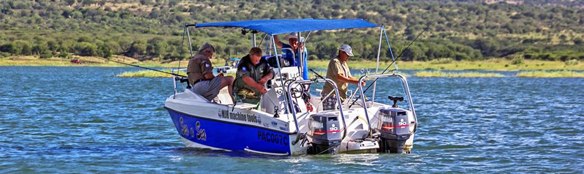 17th Let It Swim Tigerfishing Tournament – 2014